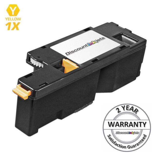 Genuine Xerox 106R01630 Black Toner Cartridge for Phaser 6000//6010 Sealed