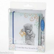 ME TO YOU TATTY TEDDY DOUBLE SIDED MEMO PAD & PEN GIFT PRESENT TEACHER THANK YOU