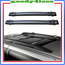For 11-15 Toyota Sienna OE Style Roof Rack Cross Bars Luggage Carrier Bar Pair