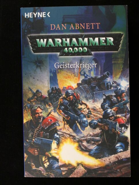 Warhammer 40 000. Geisterkrieger von Dan Abnett (2005, Taschenbuch)