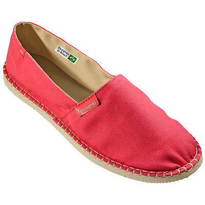 Havaianas Origine Iii Espadrilles Sandale Slipper Schuhe Ruby Red 4137014.2090 Klar Und GroßArtig In Der Art