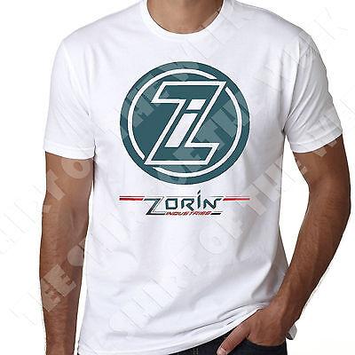 Zorin Industries Mens 100% Cotton   T Shirt