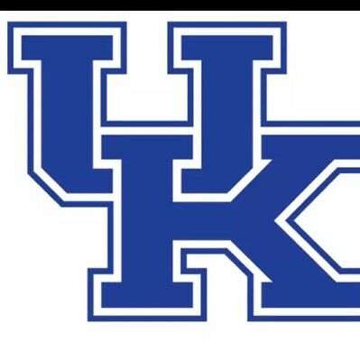"Backyard Games set Of 2 Sporting Goods 11.5"" University Of Kentucky Vinyl Decal For Cornhole Boards"