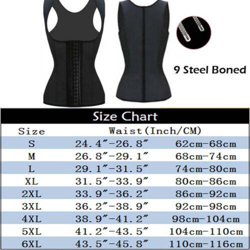 Details about  /Fajas Reductoras Colombianas Body Shaper Clip/& Zip Hooks Waist Trainer Shapewear