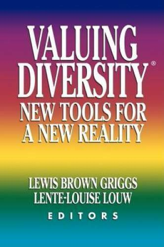 Valuing Diversity: New Tools for a New Reality - Hardcover - VERY GOOD