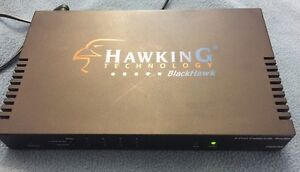 HawkingTech [PN9249] 4-Port DSL/Cable Firewall Router Windows 8