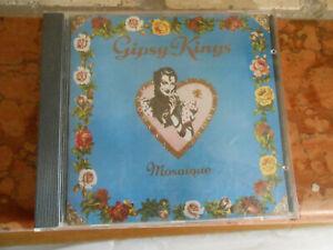 CD AUDIO: -Gipsy Kings – Mosaïque