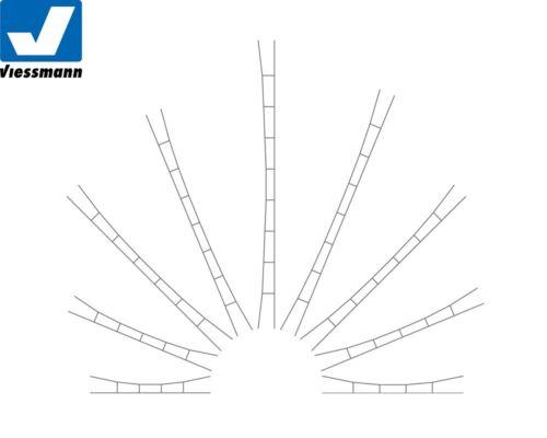OVP #V1 3 Stück Viessmann H0 4157 Universal-Fahrdraht 330-360 mm - NEU