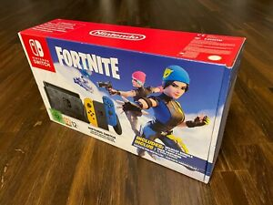 Brand-New-Nintendo-Switch-Fortnite-Special-Limited-Edition-32GB
