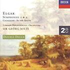 Sinfonien 1+2 von Georg Solti,LPO (1995)