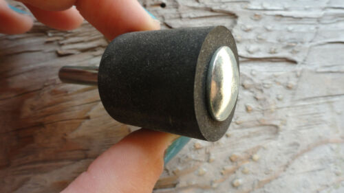 """pkg of 2 Rubber Band Wheel for tiny belts 1/"""" dia by 1/"""" wide  1//4/"""" mandrel 0270"""