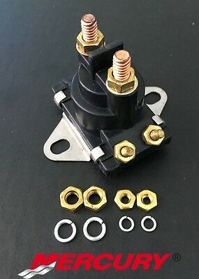 89-818864T 89-96158T New SOLENOID for Mercury Marine 12 Volt Heavy Duty 89-96158