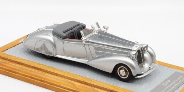 Ilario-horch 853a spezial roadster 1939 Erdmann & rossi sn854275 current 1 43