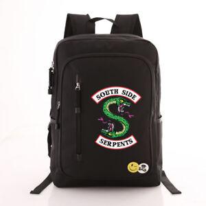 Image Is Loading Riverdale School Book Bag Student Backpack Laptop