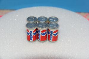 TYCO Kitchen Littles Miniature 2 Liter PEPSI Soda Bottle