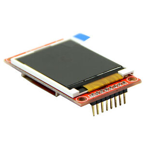 PCB-Adapter-Power-IC-SD-Socket-1-8-034-Serial-128X160-Module-SPI-TFT-LCD-Display