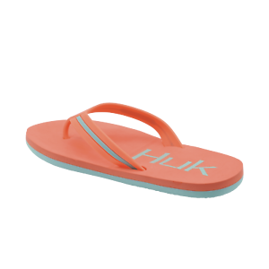 Fishing Boating Camelia 50/% Off HUK Women/'s Flipster Flip Flop Sandal