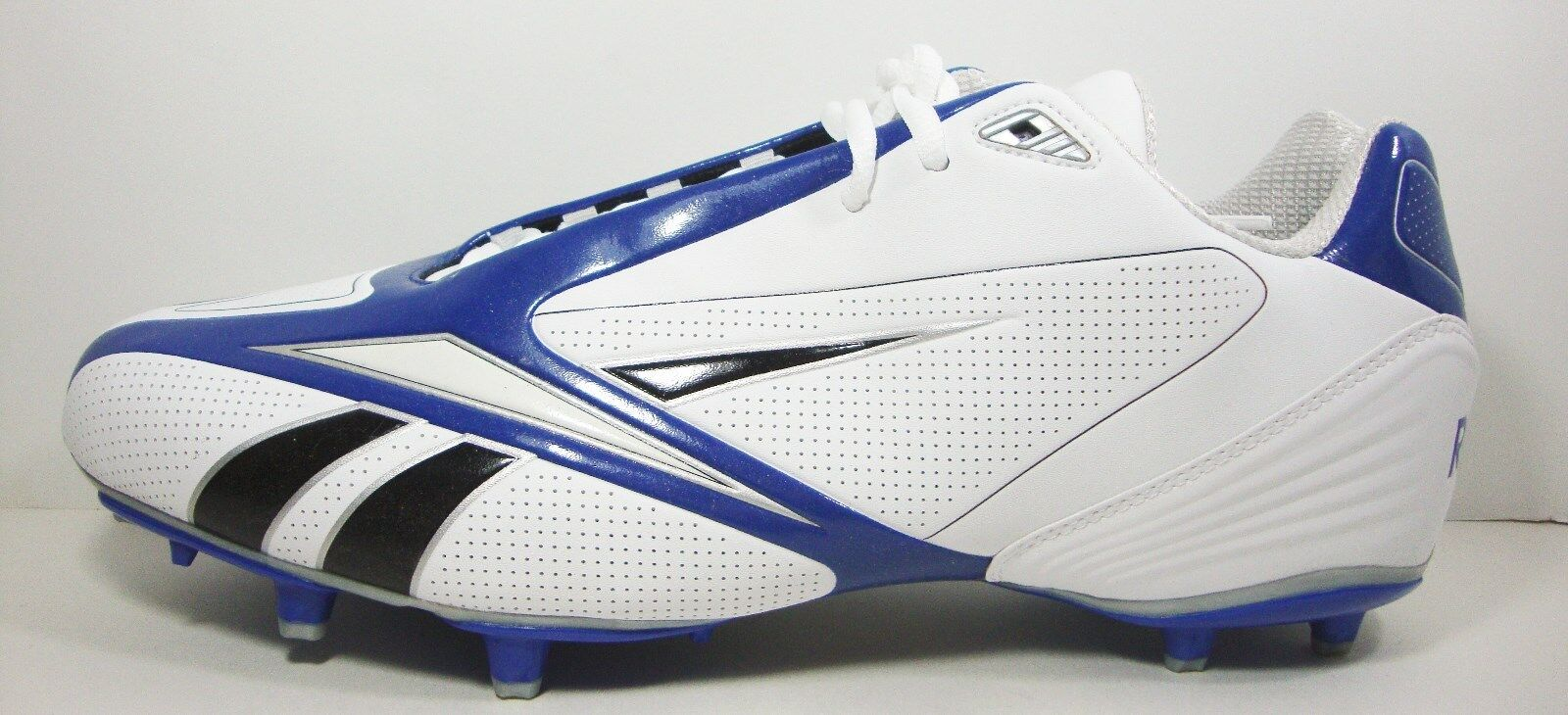 6e9a1e0b8dc Reebok Speed III Low Cleats Mens 15 Football Burner ntmxoq7445-Men ...