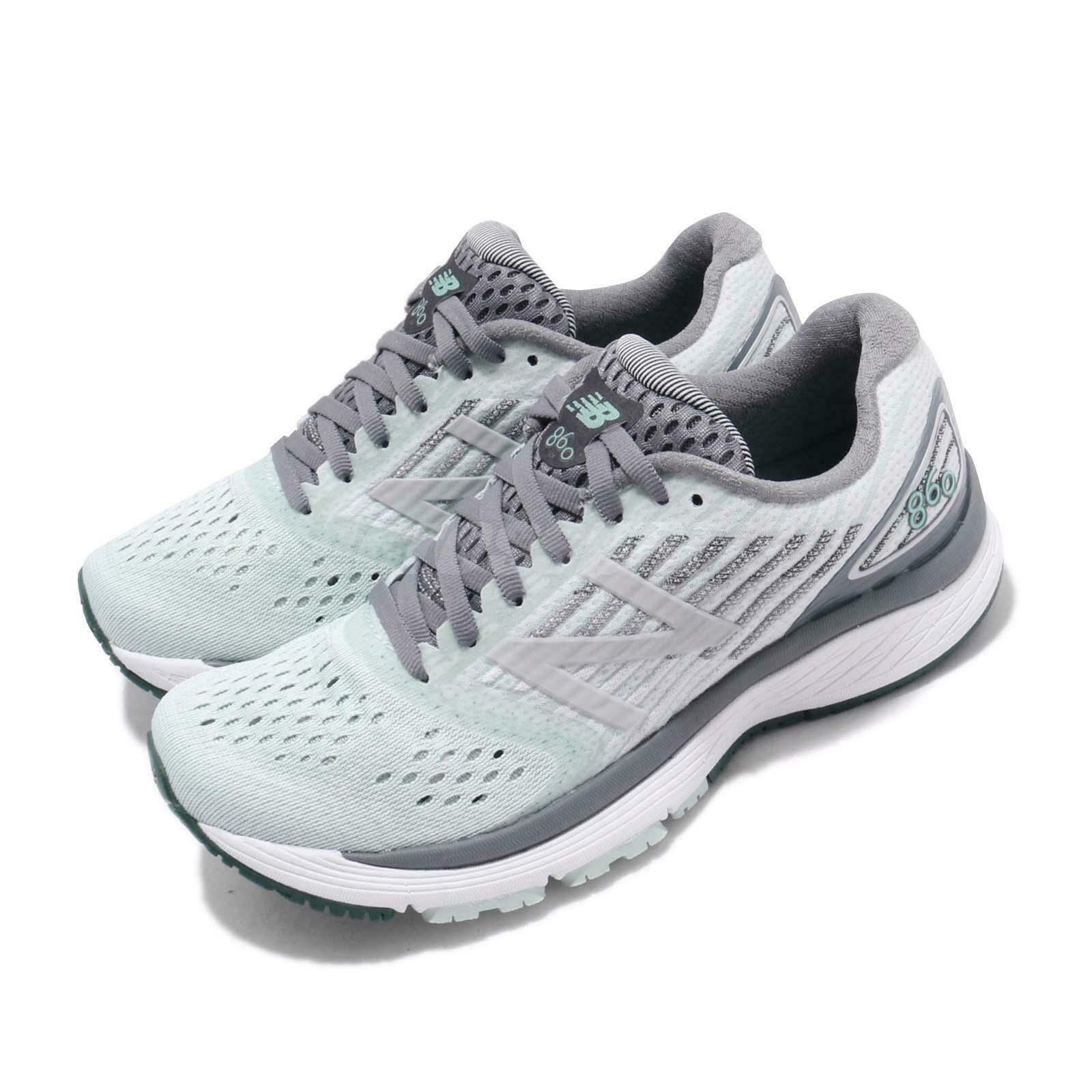 New Balance W860CS9 D  Wide Grey White Women Running shoes Sneakers W860CS9D  hottest new styles
