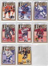 Darryl Sutter Chicago Blackhawks 2009-10 O-Pee-Chee Legends #560