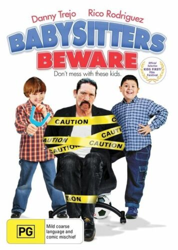 1 of 1 - Babysitters Beware (DVD, 2013) 'NEW & SEALED'