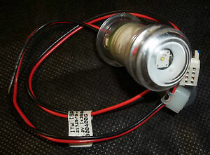 Nice Used Frigidaire Affinity Washer Tub Led Lamp Light