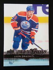 Leon Draisaitl RC Rookie Young Guns Upper Deck 2015 Fridge Magnet Oilers