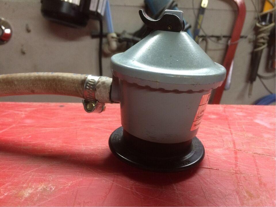 Gasflaskeregulator.