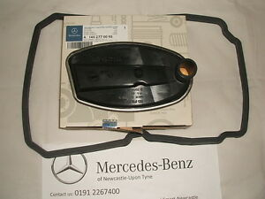 Genuine-Mercedes-Benz-722-6-Automatic-Gear-Box-Oil-Filter-amp-Gasket-NEW