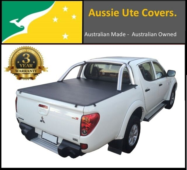 Mitsubishi Atc01110 Your Clip On Tonneau Cover For Sale Online Ebay