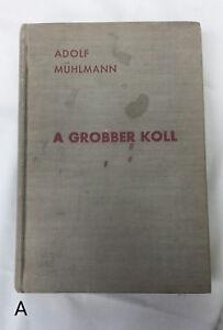 RARE-German-A-Grobber-Koll-der-Werdegang-eines-Opernsangers-by-Adolf-Muhlmann