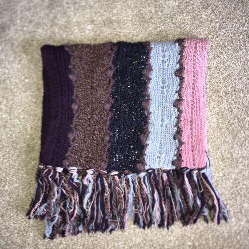 Stunning Nordstrom Wool/Alpaca Blend Chunky Knit S