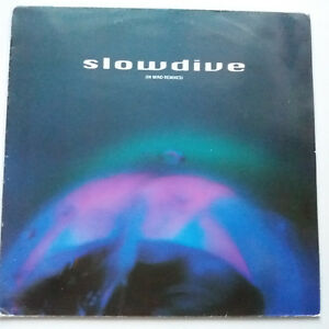 Slowdive-5EP-In-Mind-Remixes-Vinyl-12-034-Single-4-Tracks-1st-Press-1993