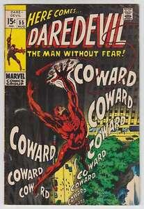 L8383-Daredevil-55-Vol-1-VG-VG-Estado