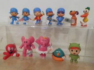 Pocoyo-TV-Kult-Figur-Comansi-Auswahl-auswaehlen-Cake-topper-tolle-Figuren