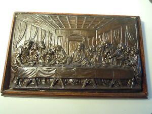 Piastrella raffigurante lultima cena di leonardo da vinci vg ebay