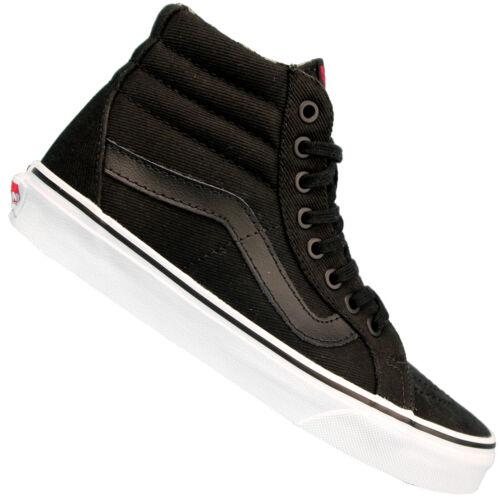 skate zapatos para hi zapatos ocio mujer Nuevo skate Sk8 Zapatillas Vans botines hi vxtgwvz