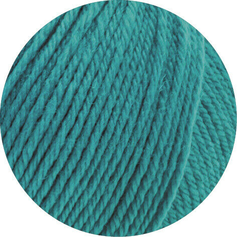 Fb Wolle Kreativ 7 türkisblau 50 g Lana Grossa Merino Uno