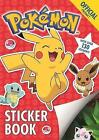 The Official Pokemon Sticker Book by Pokemon (Paperback, 2016)