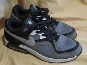Details about Men's Nike Air Max Go Strong Running scarpa 418115 012 Gray~Black~White Size 12