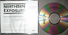 Promo CD Soundtrack Theme From Northern Exposure 1992 OST Score David Schwartz