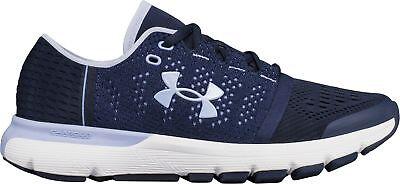 Analytisch Under Armour Speedform Gemini Vent Womens Running Shoes - Blue