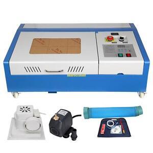 40w Usb Port Laser Engraving Cutting Machine Engraver