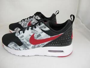 sports shoes b0716 58795 Image is loading NEW-JUNIORS-NIKE-AIR-MAX-TAVAS-PRINT-844821-