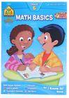 Math 6 by School Zone Publishing Company (Paperback / softback, 2000)