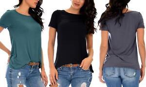Lyss Loo Women's Cuffed Sleeve Tunic Top - Size: M
