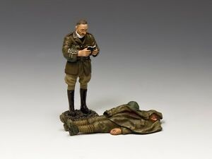 King & Country Soldiers FW158 World War I A Soldier's Prayer 1/30 Collectible