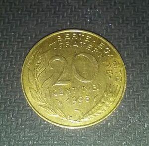 France-20-Centimes-1993-Piece-de-monnaie