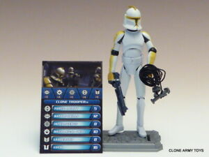 STAR-WARS-Clone-Trooper-Rope-DROID-BATTLE-PACK-THE-CLONE-COLLECTION-LOOSE