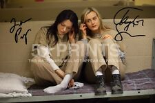 "ORANGE IS THE NEW BLACK ALEX PIPER POSTER PHOTO SIGNED PP 12x8/"" LAURA PREPON HQ"